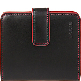 Audrey Card Case Petite Wallet Black