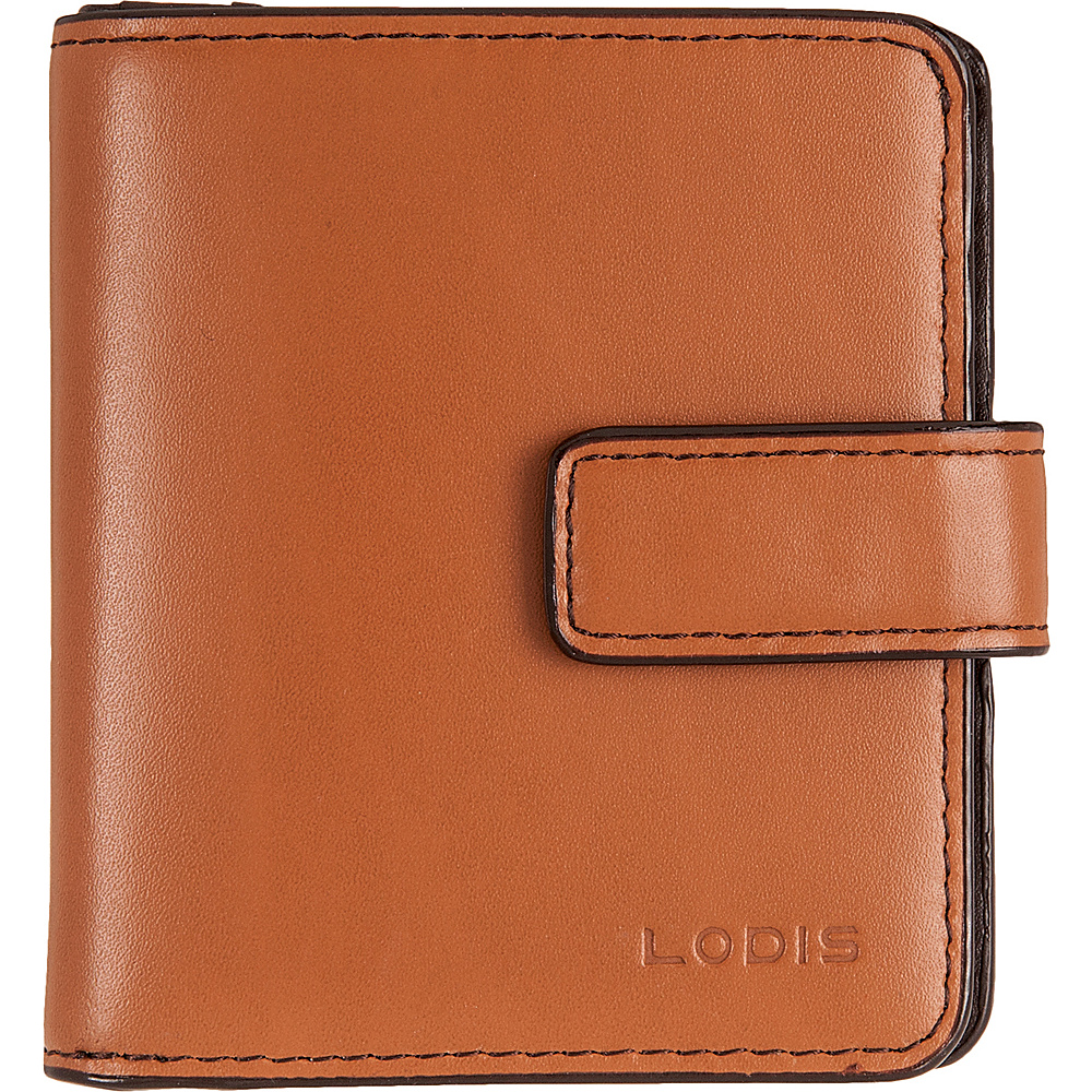 Lodis Audrey RFID Card Case Petite Wallet Toffee - Lodis Womens Wallets - Women's SLG, Women's Wallets