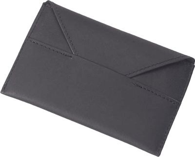 Clava Bridle Leather Business Card Envelope - Bridle