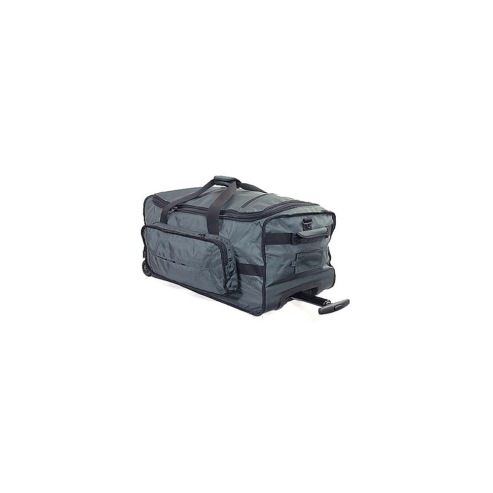 Netpack Transporter Wheeled Duffel - Large - Grey - Luggage, Rolling Duffels