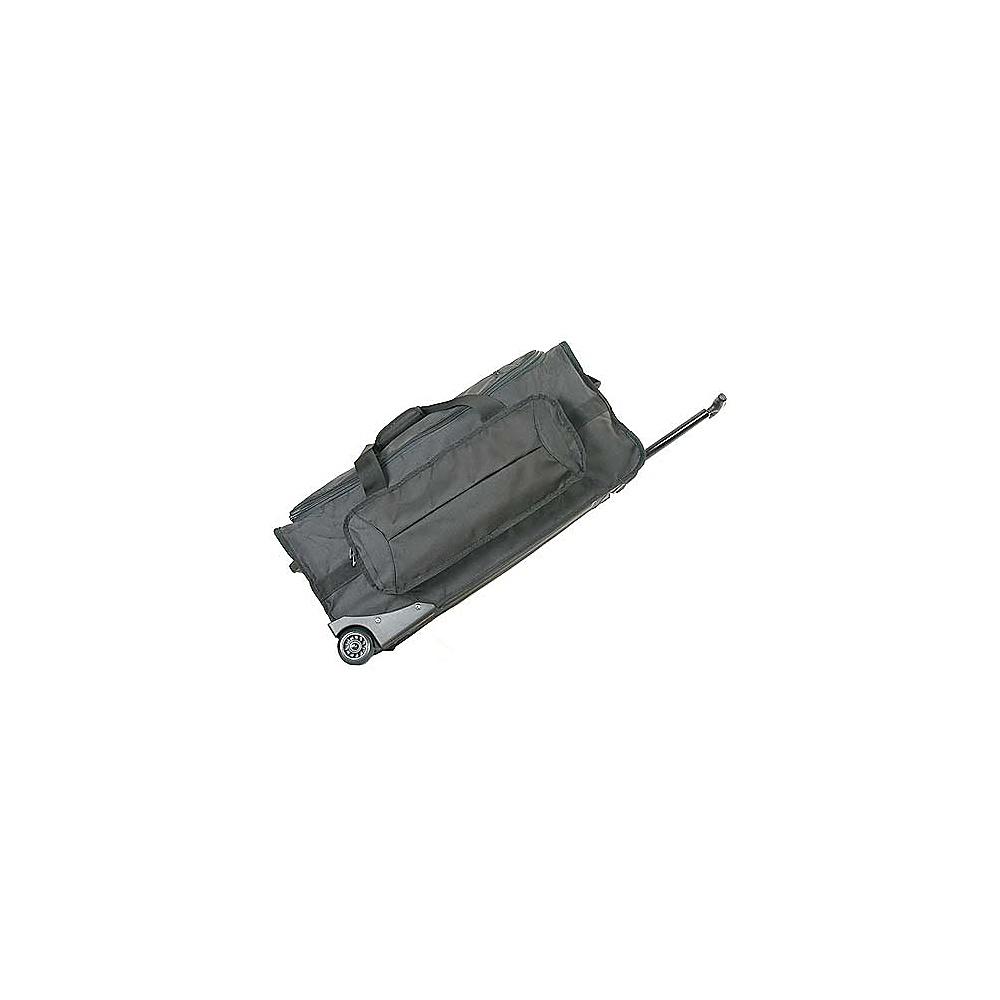 Netpack Transporter Wheeled Duffel - Large - Black - Luggage, Rolling Duffels