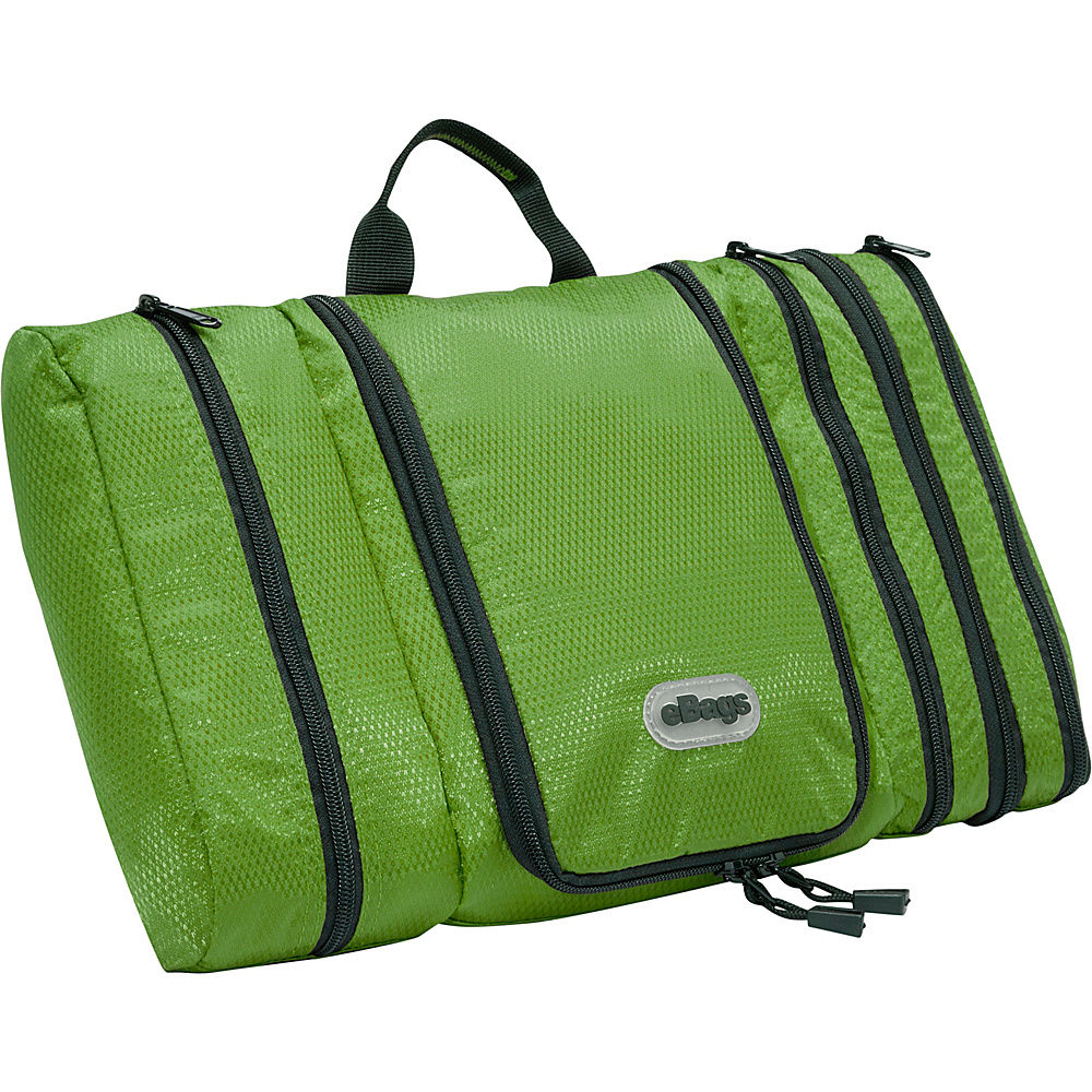 eBags Pack-it-Flat Toiletry Kit Aquamarine - eBags Toiletry Kits - Travel Accessories, Toiletry Kits
