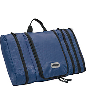 Pack-it-Flat Toiletry Kit Denim