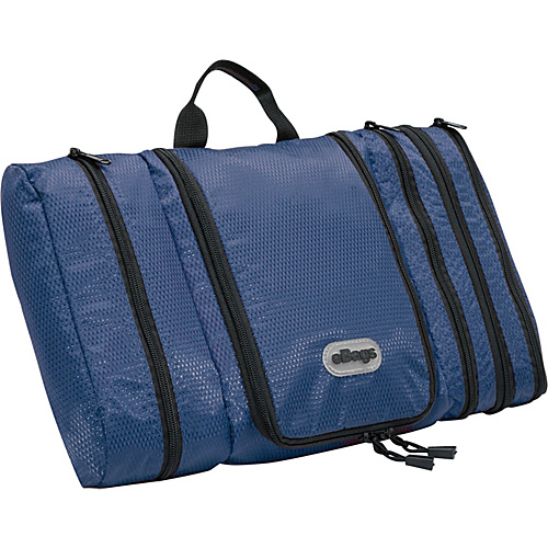 eBags Pack-it-Flat Toiletry Kit - Denim