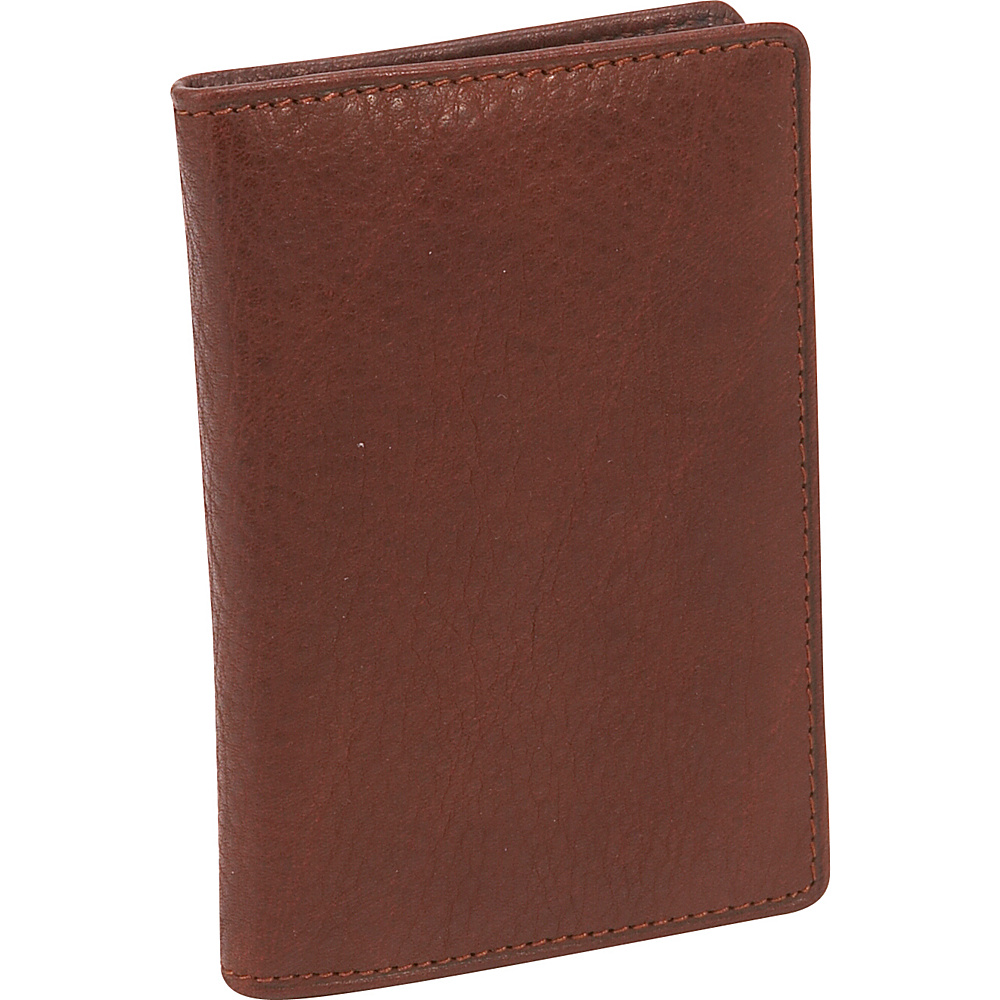 Osgoode Marley Cashmere Flip Fold - Brandy - Work Bags & Briefcases, Men's Wallets