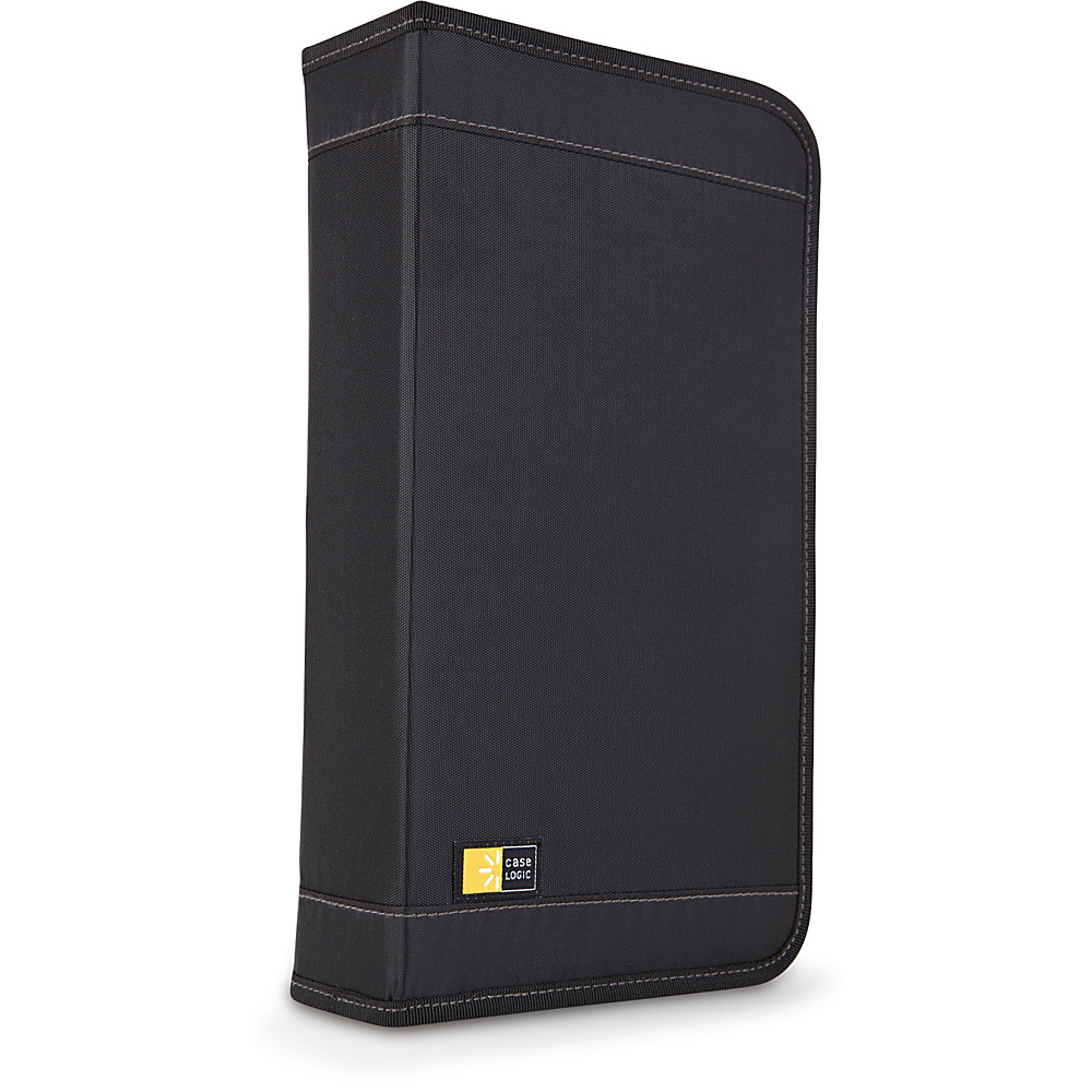 Case Logic 64 Capacity CD Wallet Black