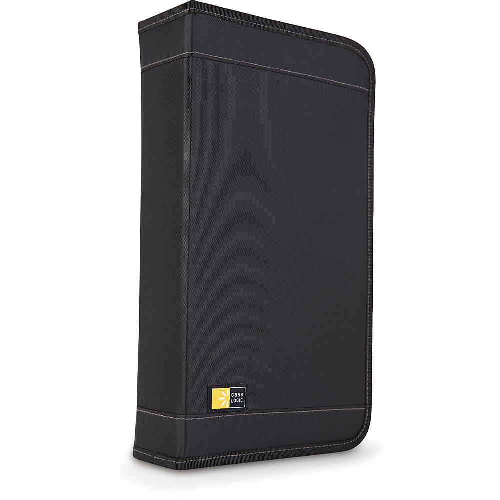 Case Logic 64 Capacity CD Wallet Black