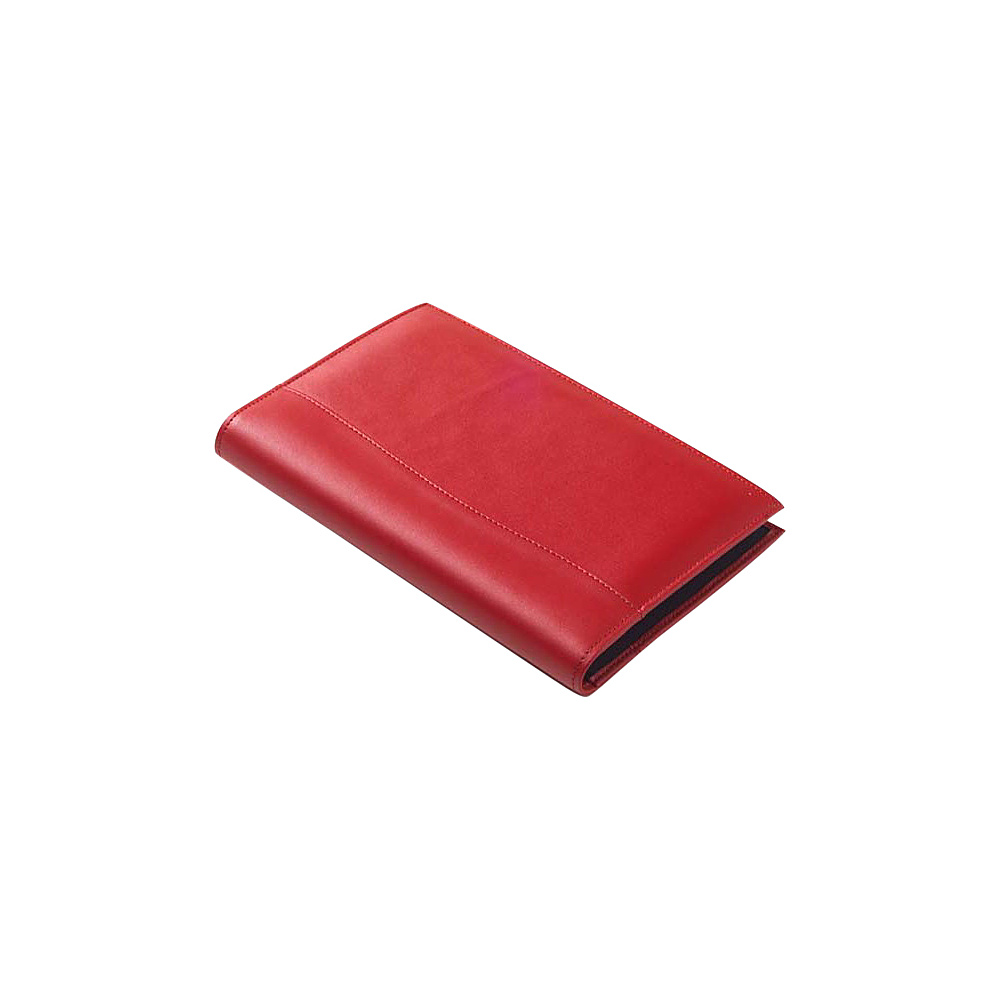 Clava Color Junior Padfolio - Cl Red