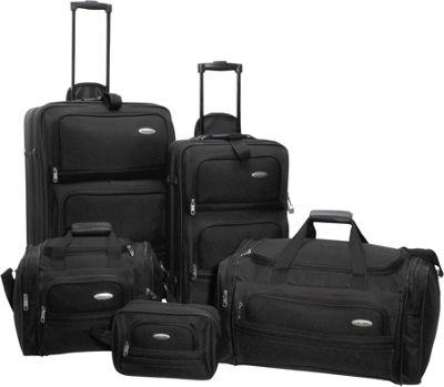 Samsonite 5-Piece Travel Set Luggage - eBags.com