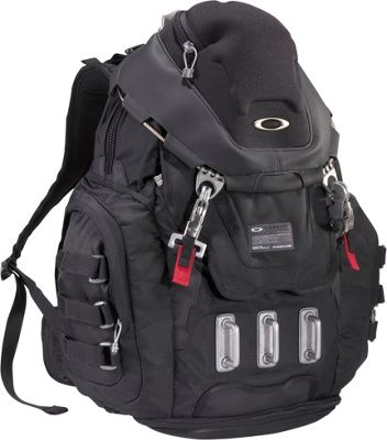 Oakley Kitchen Sink Pack Black - Oakley Laptop Backpacks