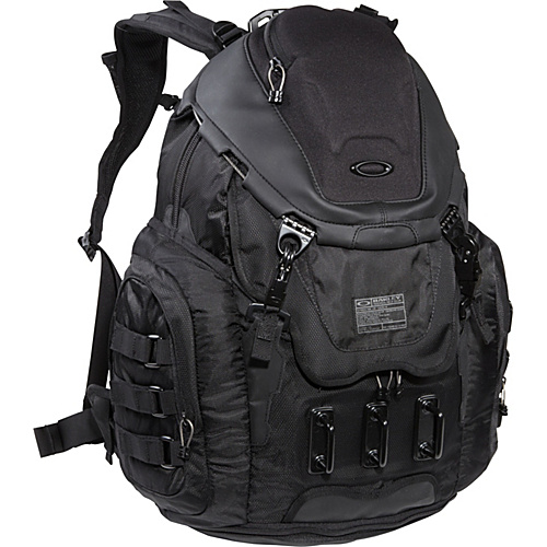 Oakley Kitchen Sink Pack Stealth Black Oakley Laptop Backpacks Livespot