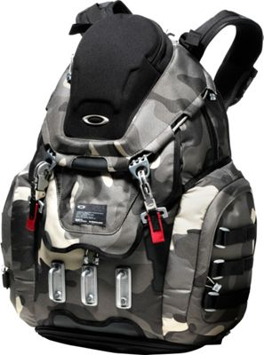 Oakley Kitchen Sink Pack Worn Olive - Oakley Laptop Backpacks