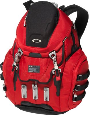 Oakley Kitchen Sink Pack Dark Red - Oakley Laptop Backpacks