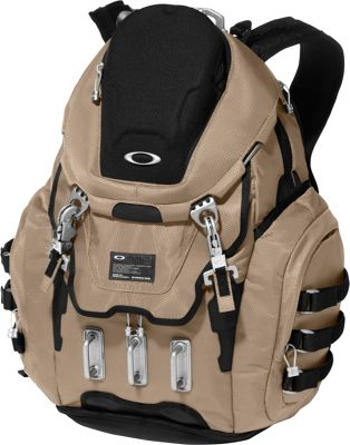 Oakley Kitchen Sink Pack New Khaki - Oakley Laptop Backpacks