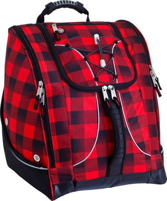 Athalon Everything Boot Pack Lumberjack - Athalon Ski and Snowboard Bags