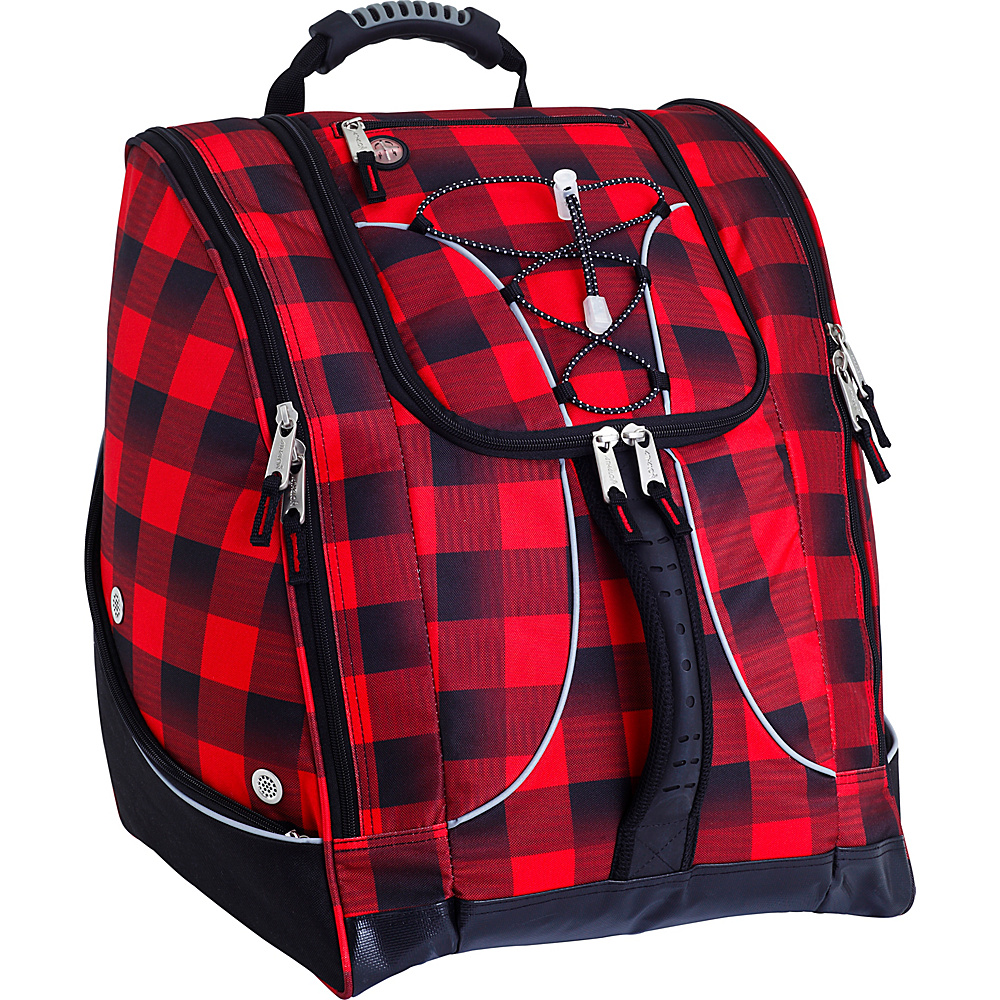 88f510c2b56d ... UPC 609529133048 product image for Athalon Everything Boot Pack  Lumberjack - Athalon Ski and Snowboard Bags ...