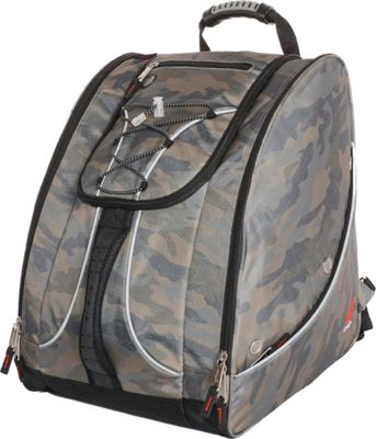 Athalon Everything Boot Pack Camo - Athalon Ski and Snowboard Bags