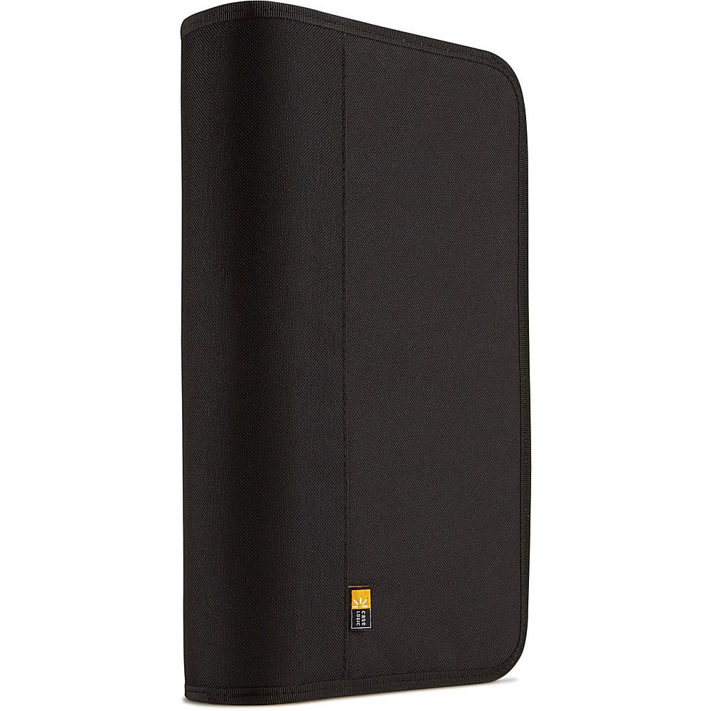 Case Logic 48 Capacity Nylon CD DVD Binder Black