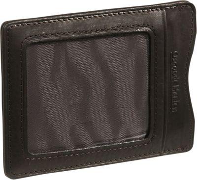 Osgoode Marley Cashmere Magnetic Clip Wallet - Mocha
