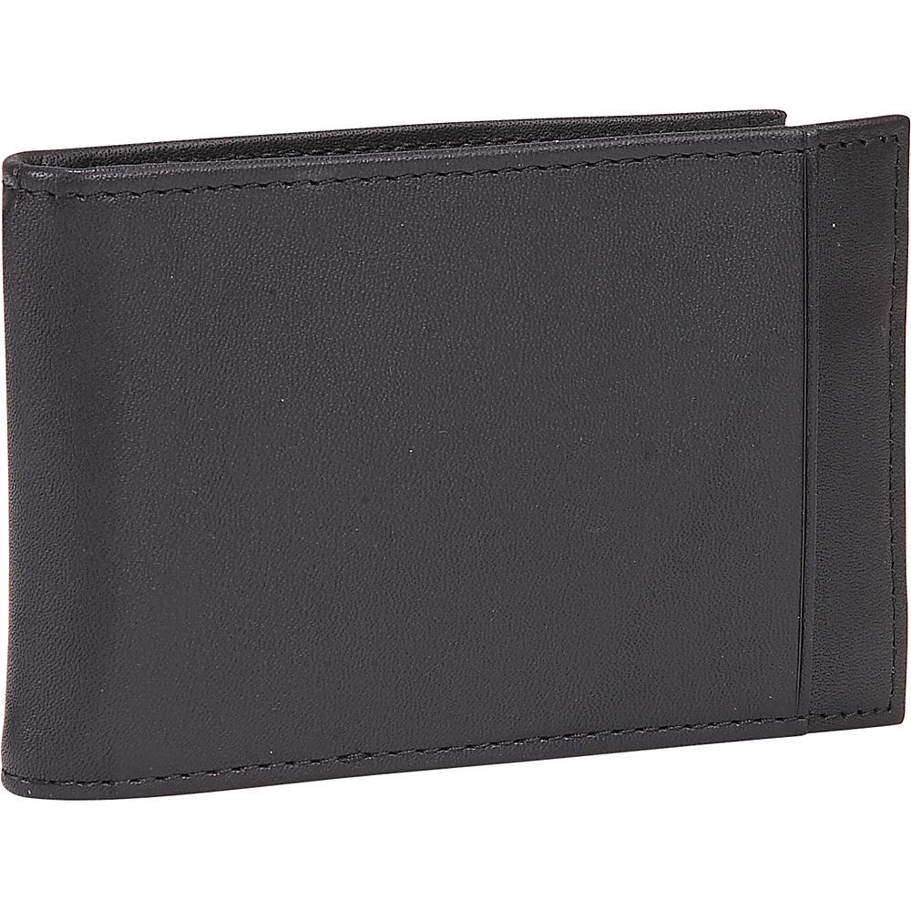 Dopp Regatta 88 Series Front Pocket Clip Flip - Black - Work Bags & Briefcases, Men's Wallets