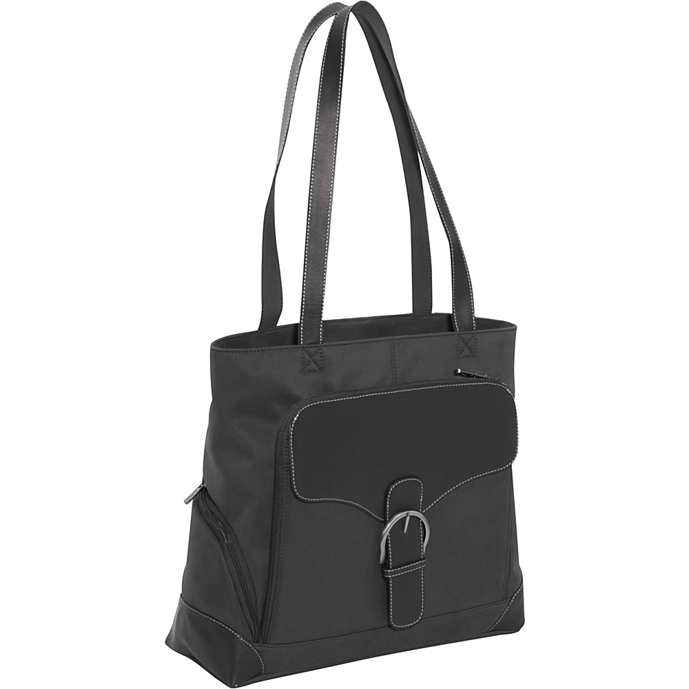 Bellino The Rendezvous Tote - Black - Work Bags & Briefcases, Women's Business Bags