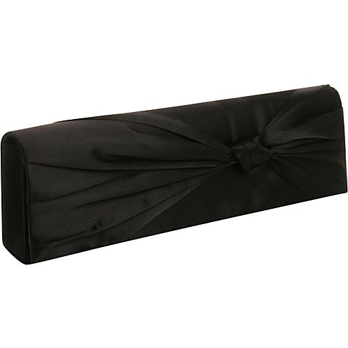 Coloriffics Handbags Satin Bow Clutch