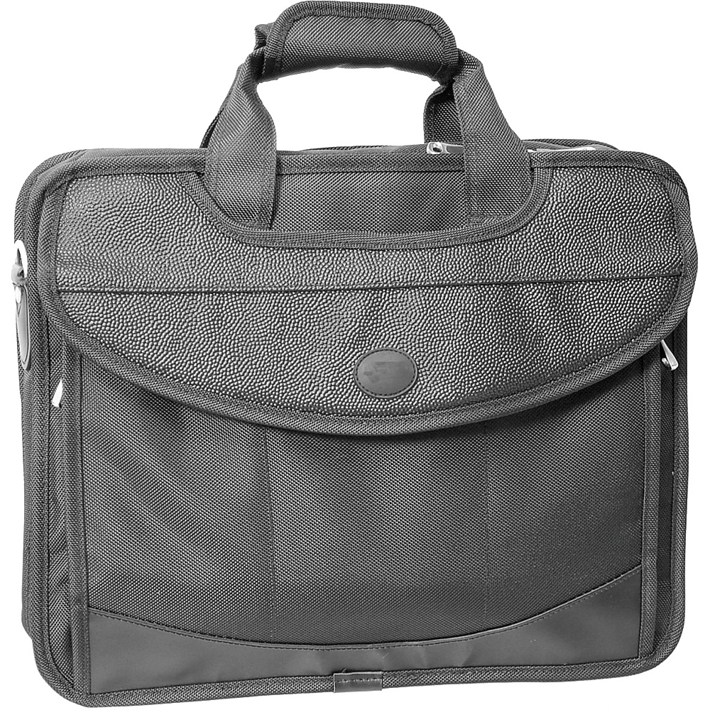 Netpack Ballistic Computer Brief - Black - Work Bags & Briefcases, Non-Wheeled Business Cases