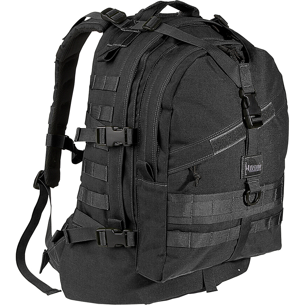 Maxpedition VULTURE-II BACKPACK - Black - Outdoor, Day Hiking Backpacks