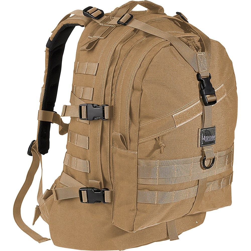 Maxpedition VULTURE-II BACKPACK - Khaki - Outdoor, Day Hiking Backpacks