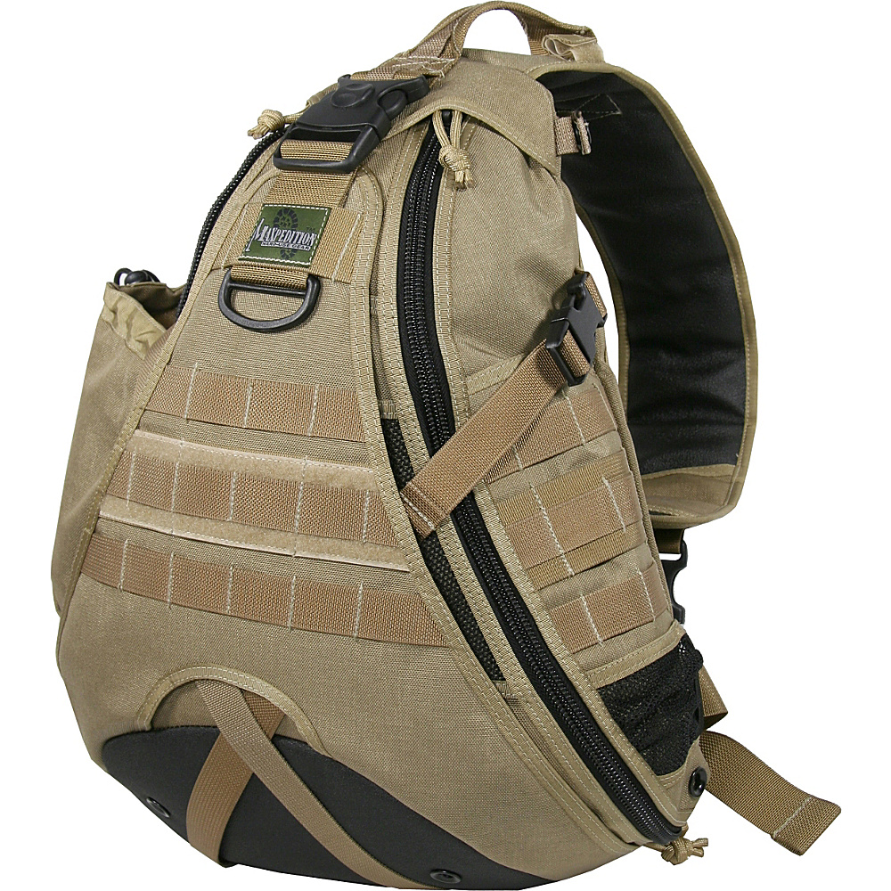 Maxpedition MONSOON GEARSLINGER - Khaki - Outdoor, Tactical