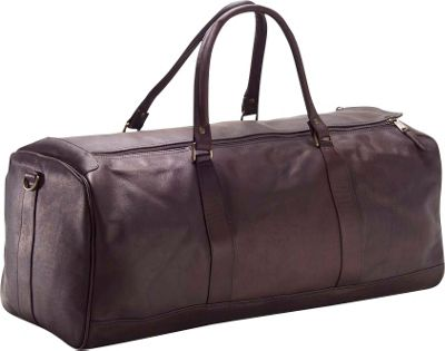 Clava Large Barrel 23 inch Duffel - Vachetta Cafe