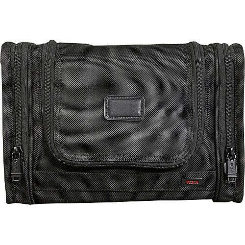 Tumi Alpha Hanging Travel Kit - Black