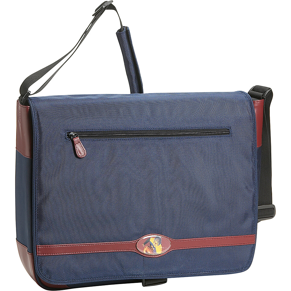 Mobile Edge Maddie Powers DIG 15.4 Laptop Messenger