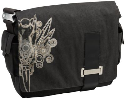 Case Logic 15.4 inch Canvas Messenger Bag