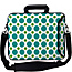 Polka Dots:Green & Teal - $39.99