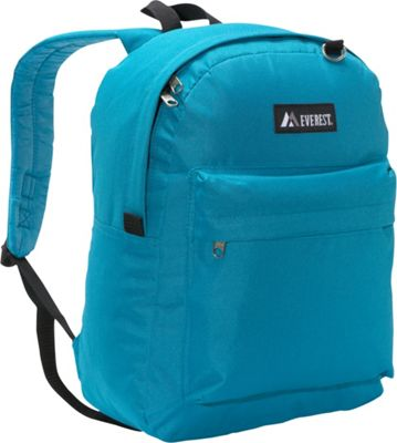 Everest Classic Backpack Turquoise - Everest Everyday Backpacks