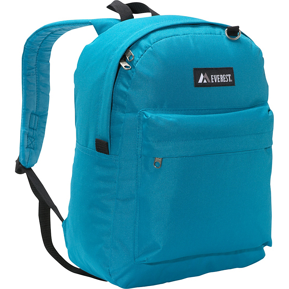 Everest Classic Backpack Turquoise - Everest Everyday Backpacks - Backpacks, Everyday Backpacks