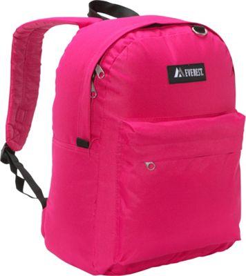 Everest Classic Backpack Hot Pink - Everest Everyday Backpacks