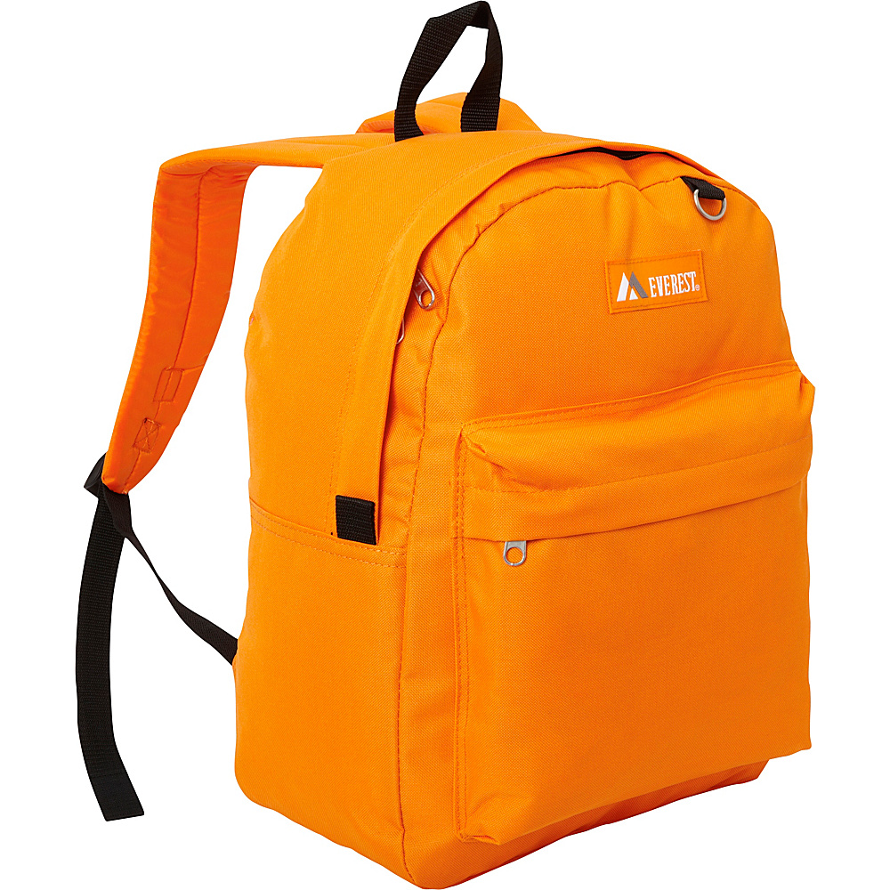 Everest Classic Backpack Orange - Everest Everyday Backpacks - Backpacks, Everyday Backpacks