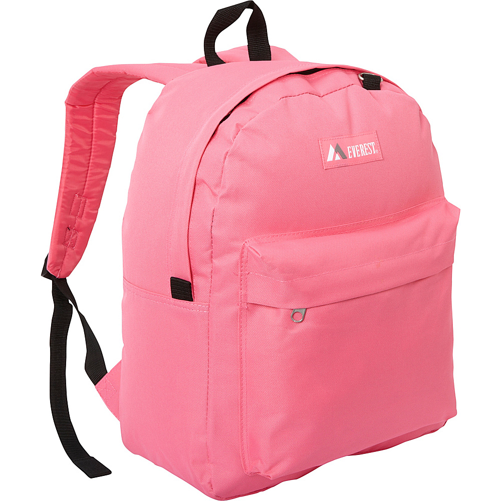 Everest Classic Backpack Rose - Everest Everyday Backpacks - Backpacks, Everyday Backpacks