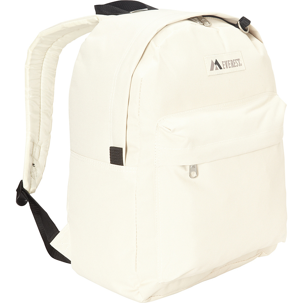 Everest Classic Backpack Beige - Everest Everyday Backpacks - Backpacks, Everyday Backpacks