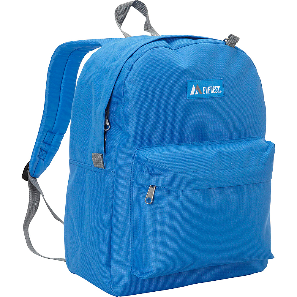 Everest Classic Backpack Royal Blue Everest Everyday Backpacks