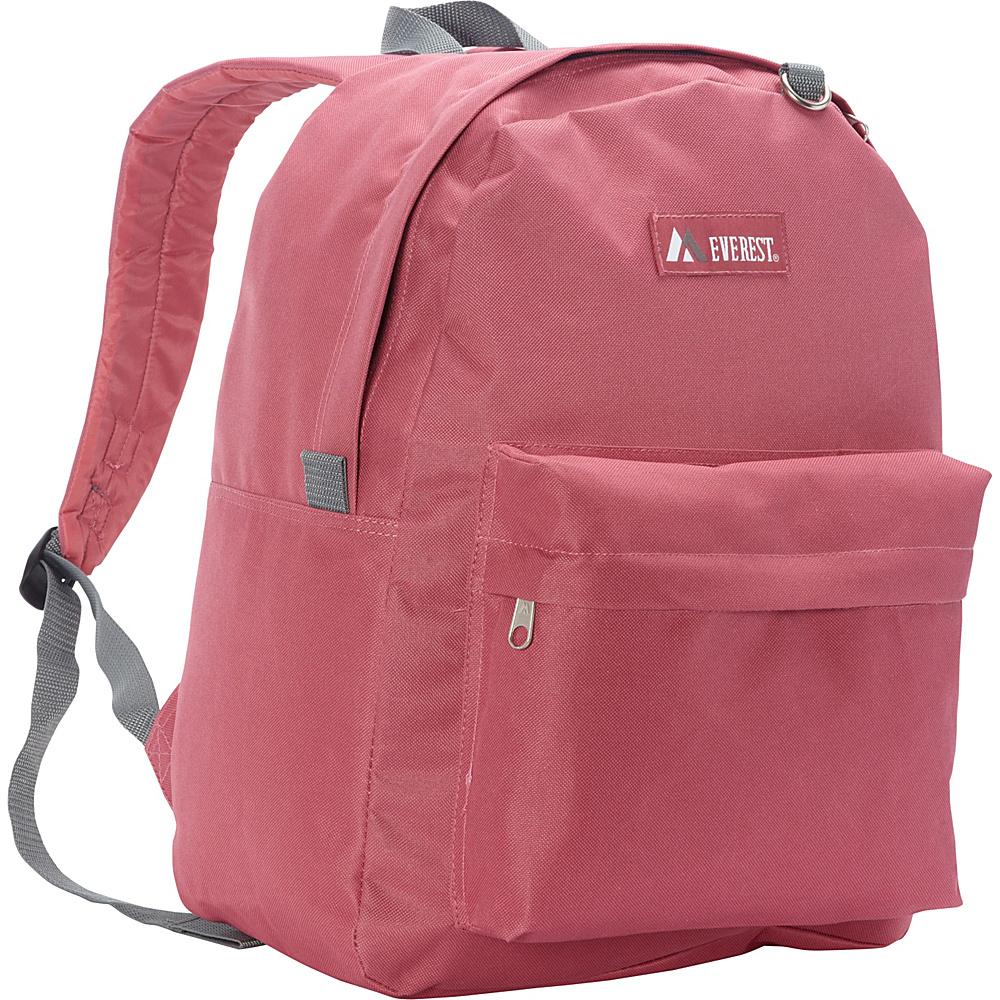 Everest Classic Backpack Marsala - Everest Everyday Backpacks - Backpacks, Everyday Backpacks