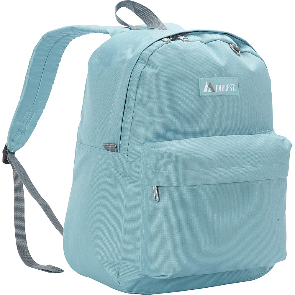 Everest Classic Backpack Mint - Everest Everyday Backpacks - Backpacks, Everyday Backpacks
