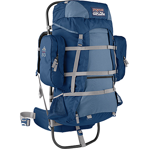 JanSport Carson Blue Ridge - JanSport Backpacking Packs - Backpacks, Backpacking Packs