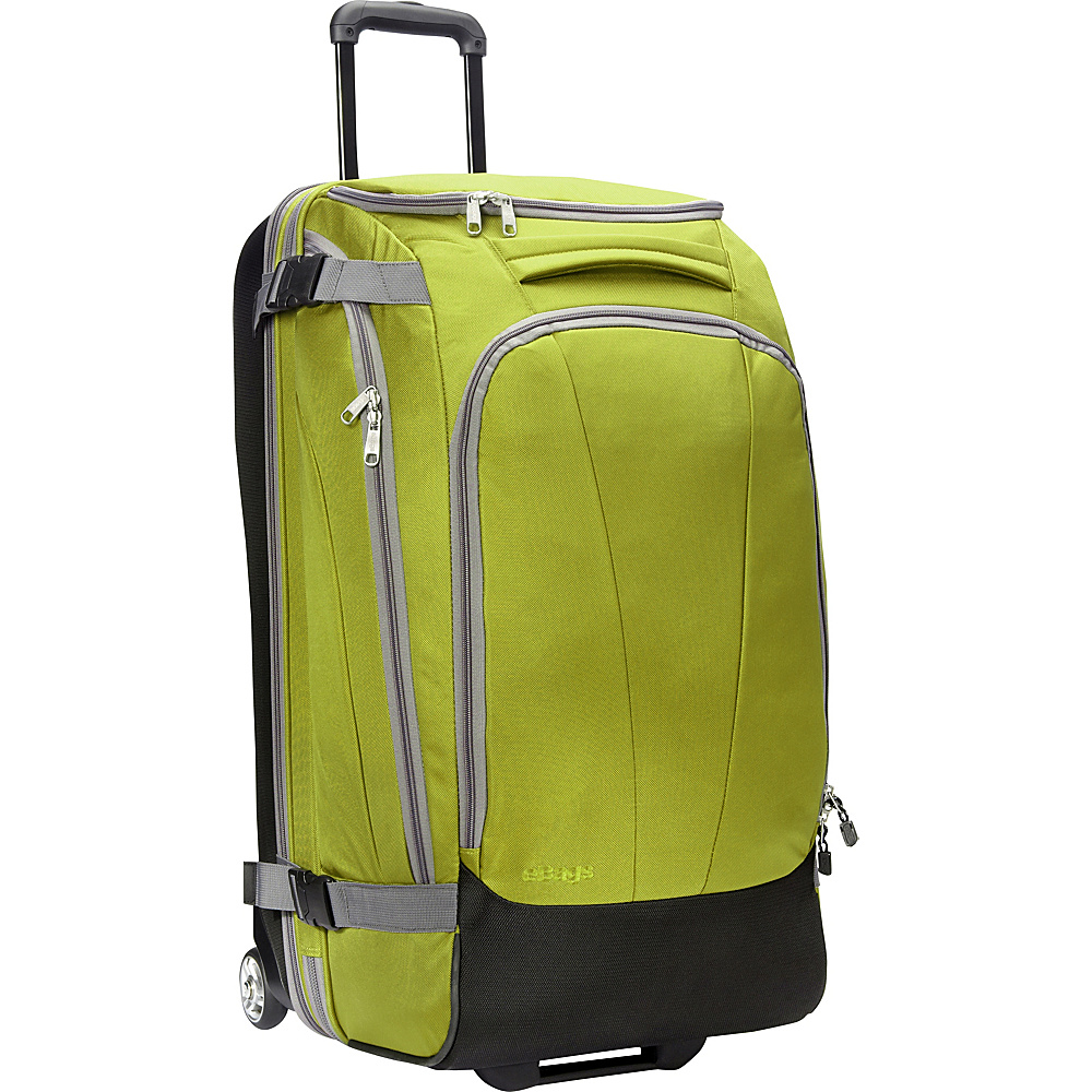 eBags Mother Lode TLS 29 Wheeled Duffel - Green Envy - Luggage, Rolling Duffels