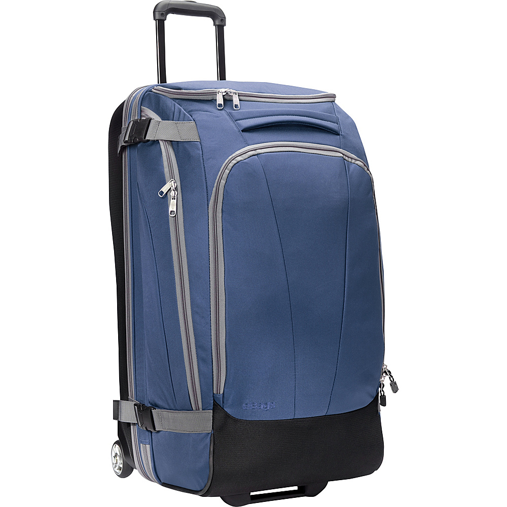 eBags Mother Lode TLS 29 Wheeled Duffel - Blue Yonder - Luggage, Rolling Duffels