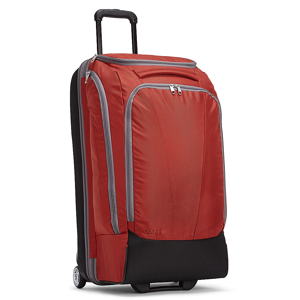 eBags Mother Lode TLS 29 Wheeled Duffel - Sinful Red - Luggage, Rolling Duffels
