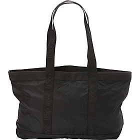 Large Travel Tote Black