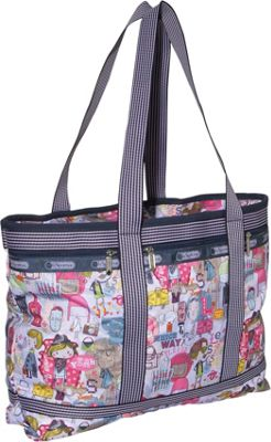 LeSportsac - Large Travel Tote - On The Road